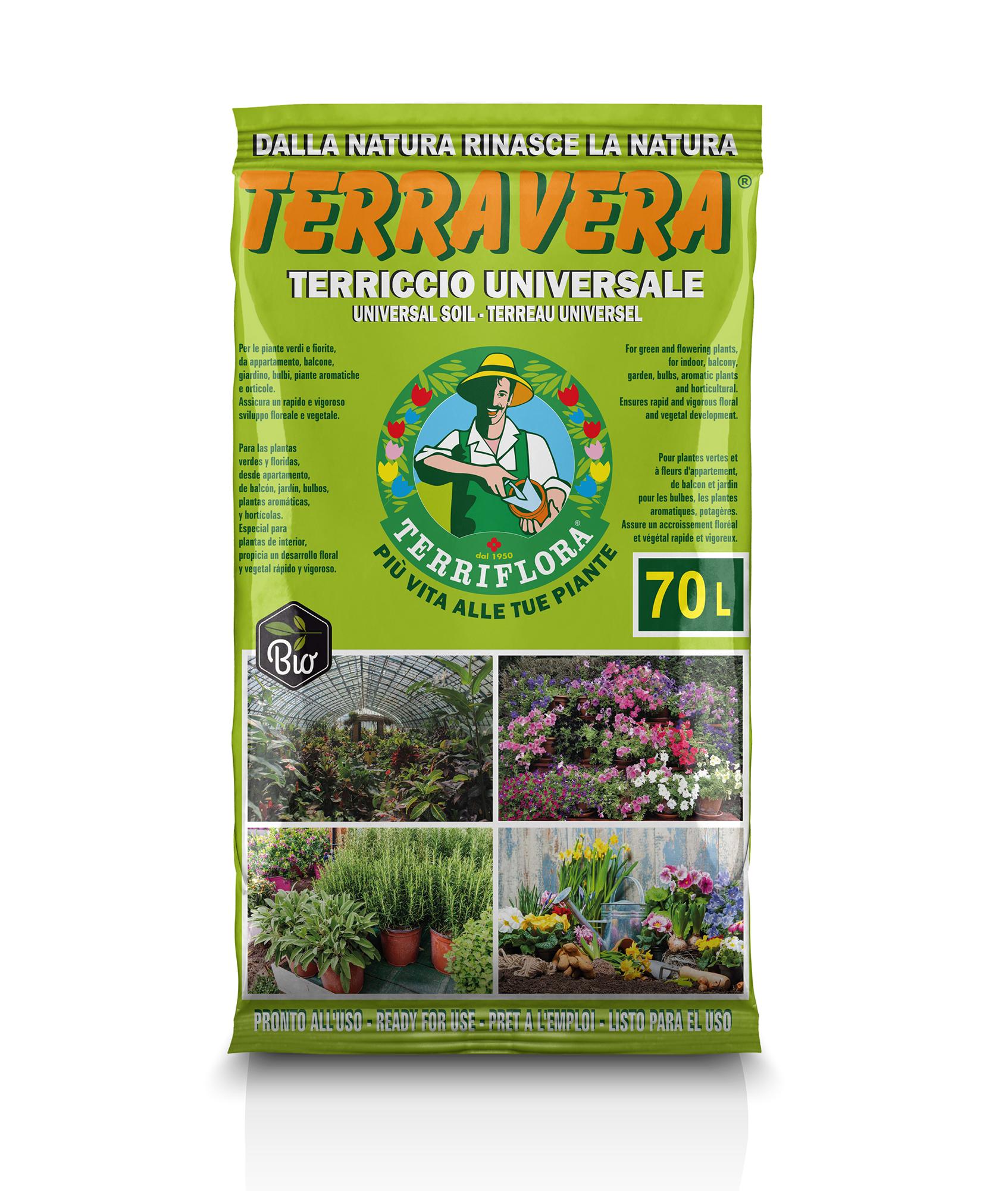 Terravera Terriccio Universale Biologico