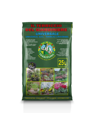Terriccio del Giardiniere Universale Biologico