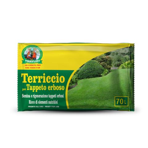 Terriccio per Tappeto erboso
